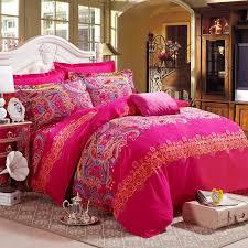 hot pink comforter set queen girls size bedding for bed dimensions cool platform 14