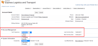 Sales Call List 5 Secrets To Successful Sales Call Frequency In Salesforce
