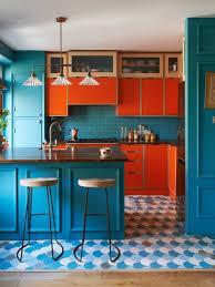 coloured kitchen ideas kitchen colour