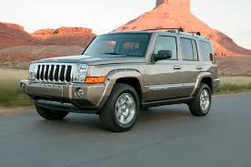 2006 Jeep Commander - 2006 SUV of the Year Contenders - Motor Trend