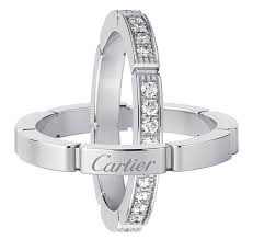 cartier wedding rings. CartierMaillon Panthere de Cartier wedding rings Maillon