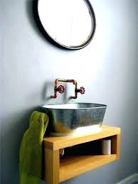 industrial bathroom sink vintage sinks whole and unit