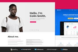 Responsive Website Templates 24 Creative HTML24CSS24 Website Templates 2417 Colorlib 22