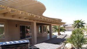 brown aluminum patio covers. Photo 1 Of 7 Aluminum Patio Cover Lattice 51 . (charming Covers Reviews #1) Brown