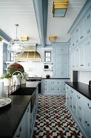 lighting for cabinets. 6 showstopping ways to use blue in your home lighting for cabinets