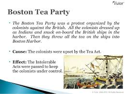 Boston Tea Party Cause And Effect Chart Funny Essay Written While The Guy Was High David Ickes