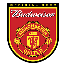 Budweiser Manchester United Logo PNG Transparent & SVG Vector ...