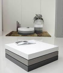t lacquer tone modern square coffee table star furniture