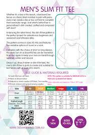 Mens Bedroom Dress Up Mens Slim Fit Tee Sewing Pattern Tadah Patterns Sewing