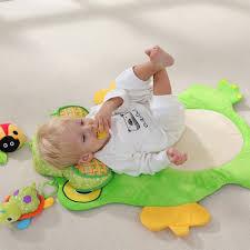 Cute Frog <b>Baby Mat</b> Plush <b>Crawling</b> Playmat <b>Carpet</b> for the floor ...