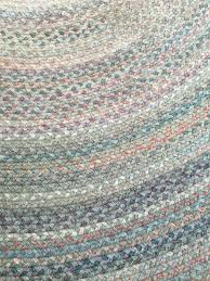469 8 x 8 round wool braided rug cozy