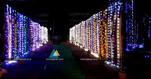 lighting decoration for wedding. Wedding Pathway Serial Lighting Decoration At Neyveli Township Block 24 Community Hall (1) For E