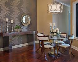 contemporary images of dining room design ideas extraordinary small dining room decoration using round glass