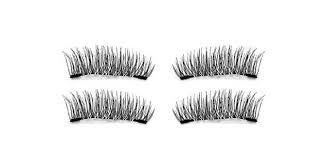 3D Mink <b>Lashes</b> 4PCS/Box <b>Magnetic Eyelashes</b> Soft Hair Double ...