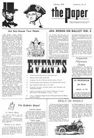 The Paper February 1976