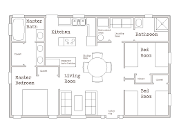 Small 3 Bedroom House Floor Plans Tiny House Plans 3 Bedroom 8 Small 3 Bedroom House Plan Astana