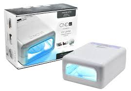 Cnd Uv Light Cnd Uv Lamp Cnd Shellac Lamp Nail Salon Equipment Cnd