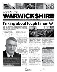 Working For Warwickshire November 2010 By Wayne Matthews Issuu