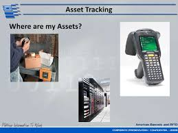 Asset Tracking Presentation From American Barcode And Rfid