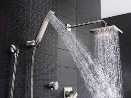 moen rain shower head 12 square