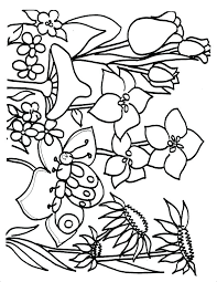 spring coloring pages for preschoolers spring coloring pages for preschoolers spring printable coloring pages preschool for