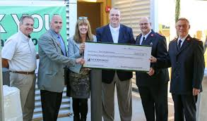 Woodforest National Bank Customer Service Phone Number Woodforest National Bank Donates 135 000 To The Salvation