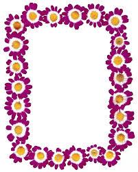 frame design flower. design for picture frame purple flowers borders photo frames images flower
