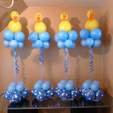 baby shower balloon centerpieces impressive design for clever ideas decorations stunning diy