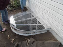 Basement Window Well Covers Diy We Made This Egress Cover Out For Ideas