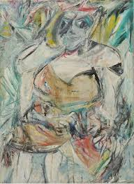 willem de kooning woman ii 1952 royal academy of arts