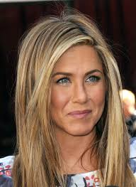 Jennifer Aniston Hair Style celebrity eye color blue vs brown jennifer aniston hair color 2514 by wearticles.com