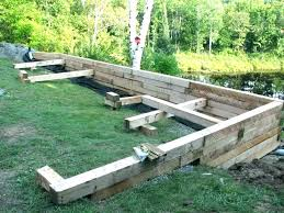 retaining walls wooden retainer wall wood wooden retaining walls design garden designs wood retaining wall design