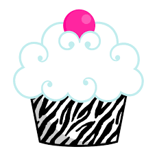 Cute Birthday Cupcake Clip Art Free Clipart Images Clipartbarn