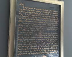 wedding vows etsy Wedding Vows Plaque Wedding Vows Plaque #36 wedding vow plaque