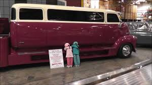 1948 Chevy Car Hauler and Limo - YouTube