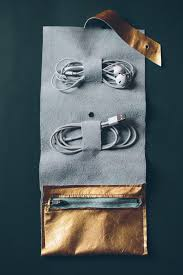 diy cord wallet by mr kate through for a roundup of 19 perfect diy