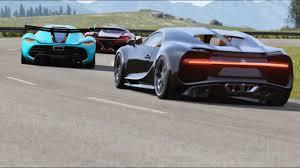 Though bugatti versus se two here we go here we go and. Ssc Tuatara Vs Bugatti Chiron Supercars Gallery