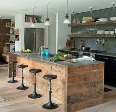 rustic kitchens with islands. Exellent Rustic For Our New Island  Rustic Hamptons Interior Throughout Kitchens With Islands