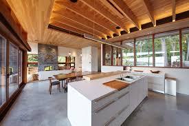 Trevor Homes Designs Striking Contemporary Cottage Getaway Overlooking Idyllic