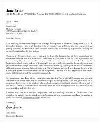 Letter Format For Internship Application 12 Job Application Letter For Internship Free Sample
