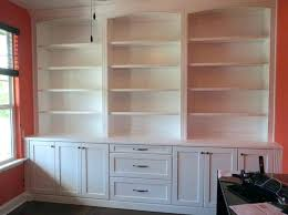 built in bookcases custom built bookcases cabinets built in home office bookcases photos custom home office built in bookcases