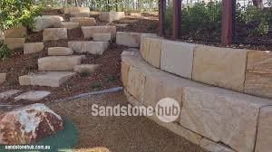 sandstone retaining walls free e