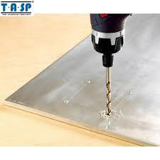 twist drill bit parts. tasp 13pc hss drill bit for metal titanium coated twist set with 1/4\ parts e