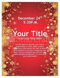 christmas event flyer template christmas event flyer template word ms word colorful christmas flyer