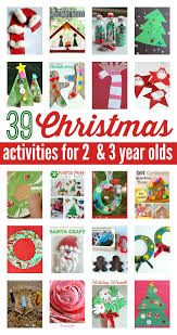 26 More Easy Christmas Ornaments For Kids  Happy HooligansTwo Year Old Christmas Crafts