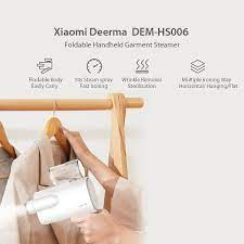 Bàn Ủi Hơi Nước Cầm Tay Xiaomi Mijia Deerma DEM-HS006 Mini Dùng Cho Du Lịch  Tiện Lợi | Kaka Store