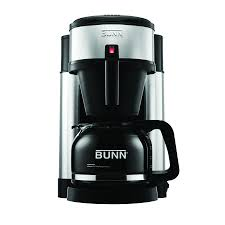 BUNN 10-Cup Stainless Steel Coffee Maker