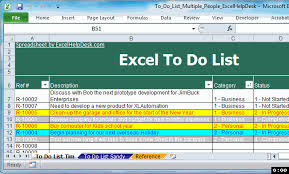 to do lists excel free to do list multiple people excel help desk