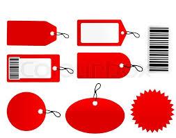 Price tag set | Stock Vector | Colourbox