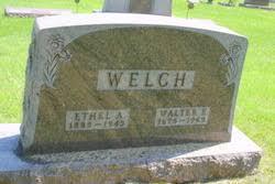 Ethel Ava Tarman Welch (1885-1945) - Find A Grave Memorial